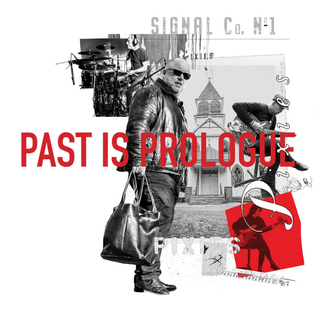Portada Past is Prologue