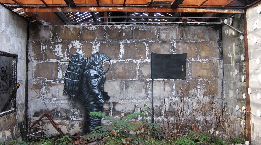 Why street art is no longer the artworld's bastard