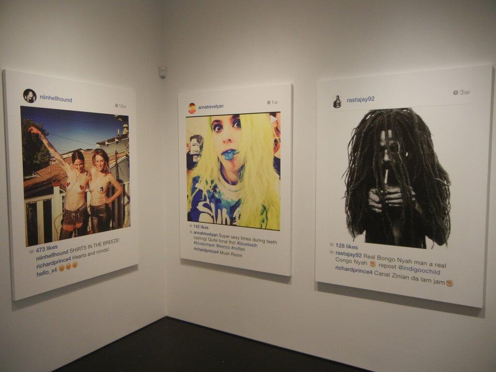Richard Prince exhibition