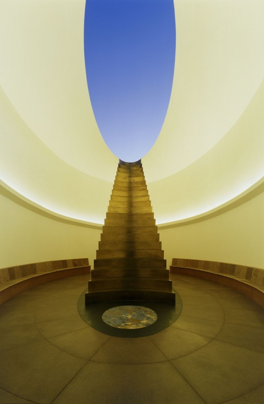 James Turrell Roden Creater 2010