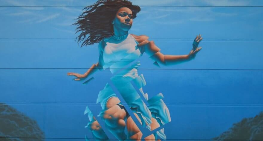 Sea Walls: Murals for Oceans and the ACC Live coverage