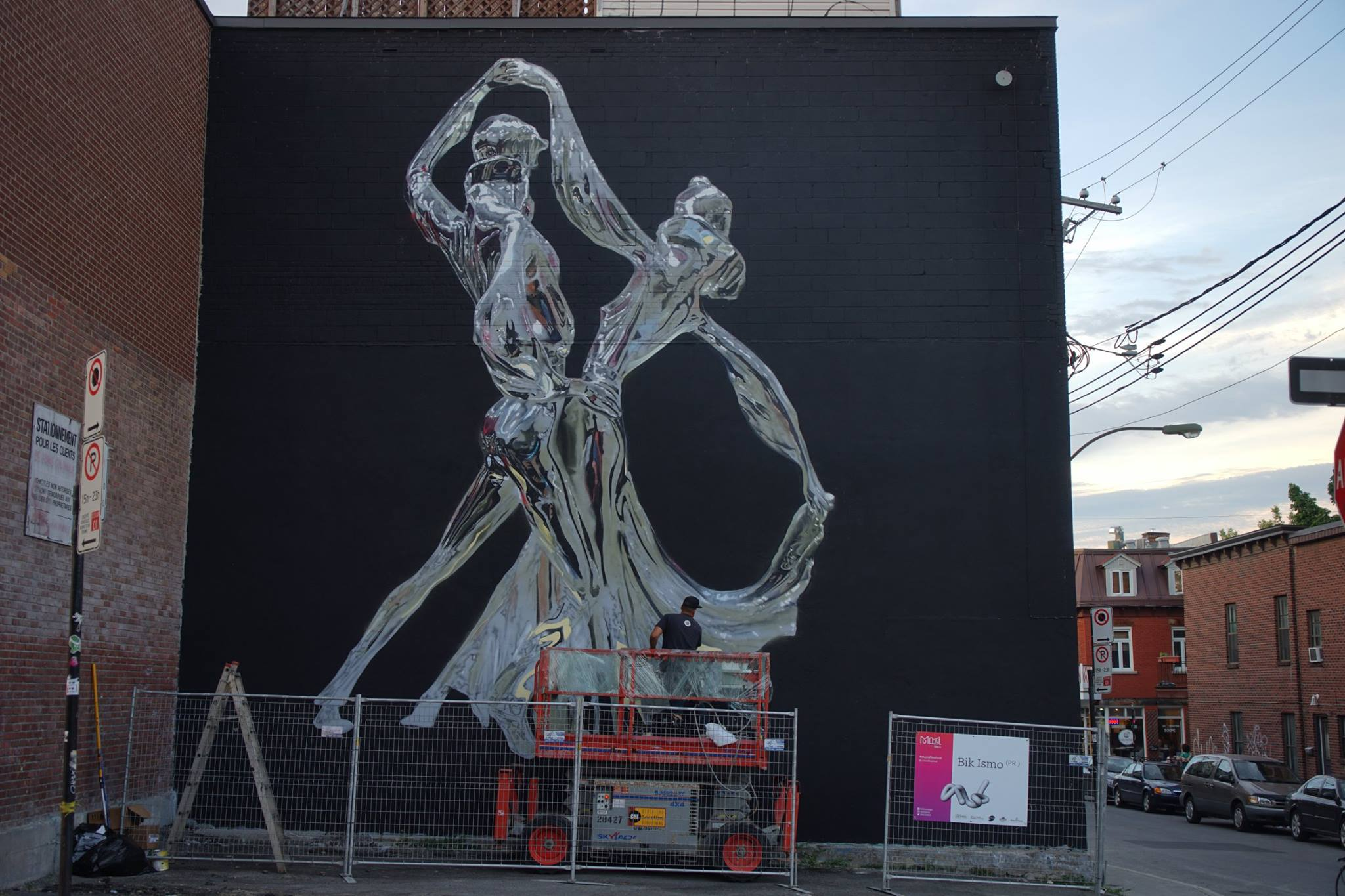 Bik Ismo : Haloppig Urban Art Consulting