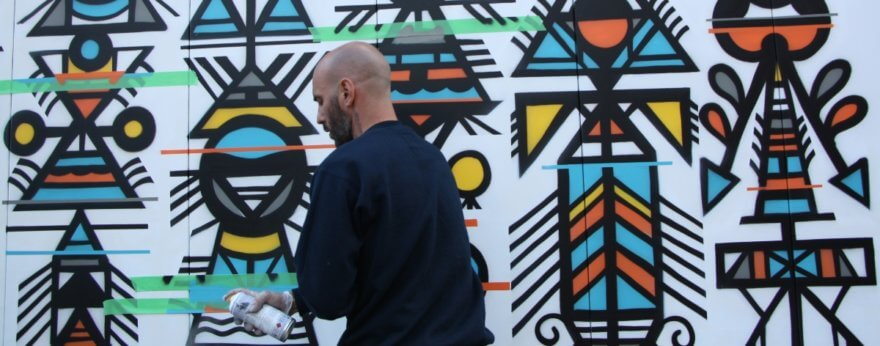 Mural Festival 2016: Walking through Montreal's street art