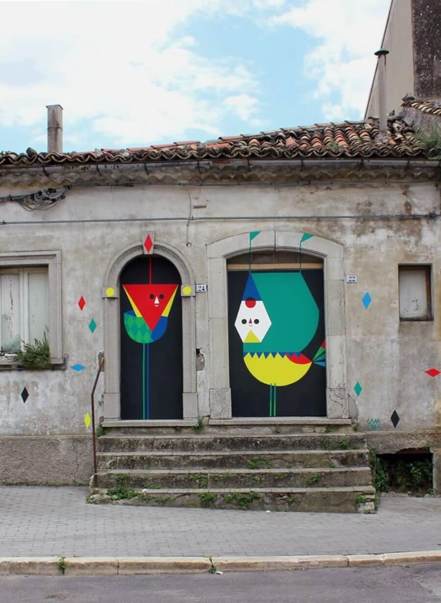 Premio Antonio Giordano wall
