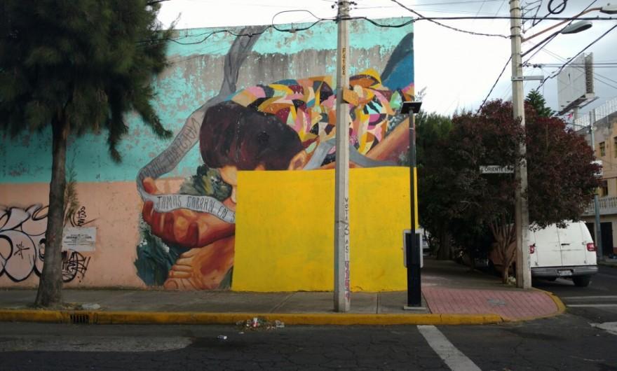 Arte urbano y la comunidad: lo que no entienden las autoridades