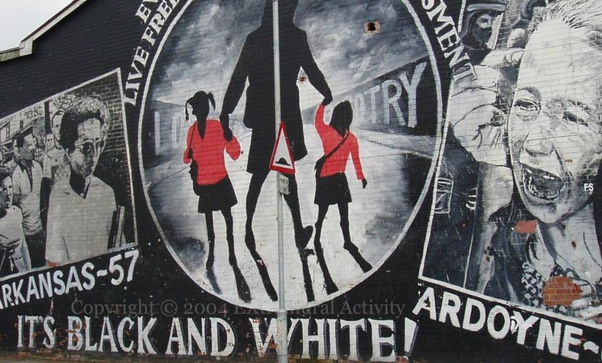 Art conflict: la respuesta artística de Irlanda ante la censura