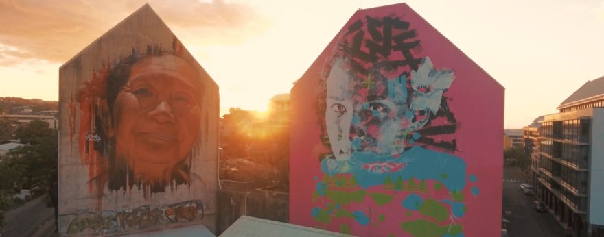 Selina Miles and her beautiful video for ONO'U Festival