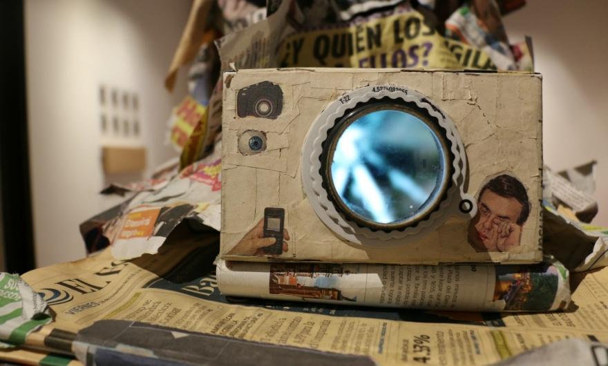 Fotografía mexicana contemporánea, exposición en el Centro de la lmagen