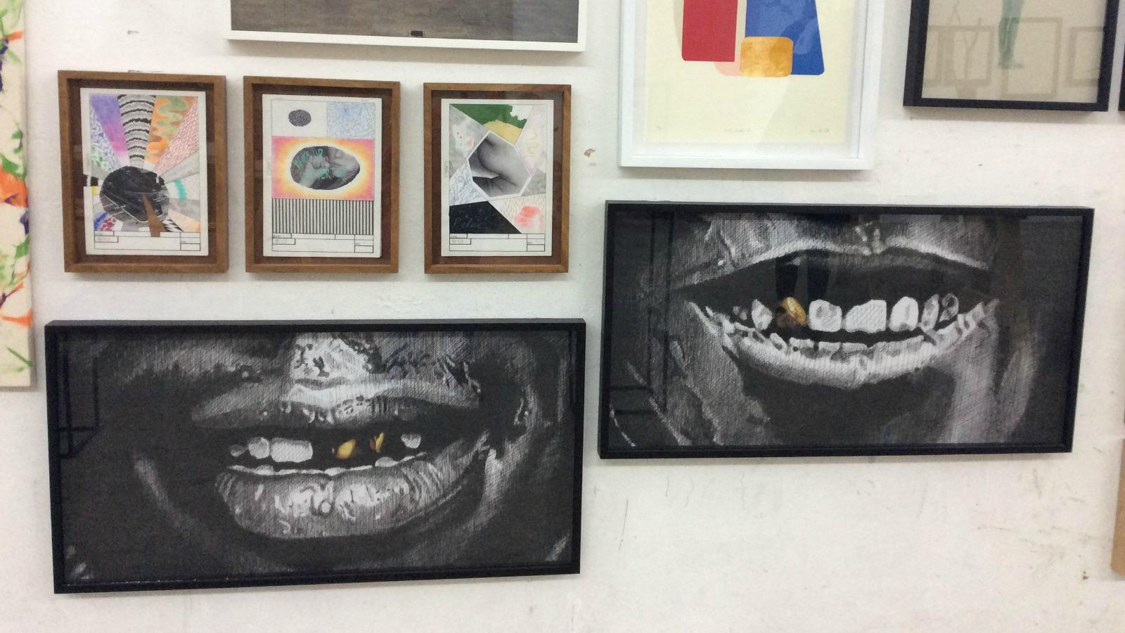 Salón ACME: arte emergente en México