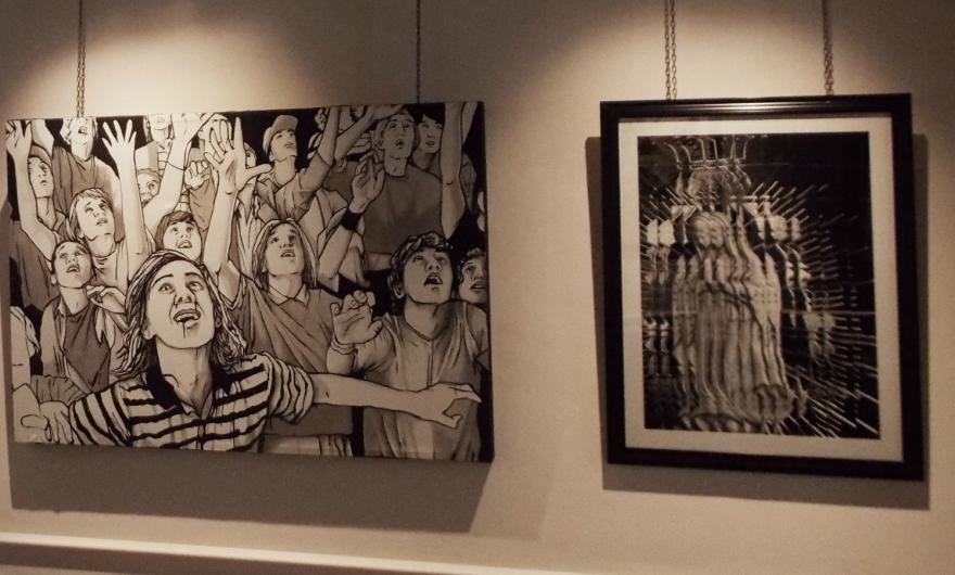 Días Fantasma,la exhibición con los mejores artistas nacionales e internacionales