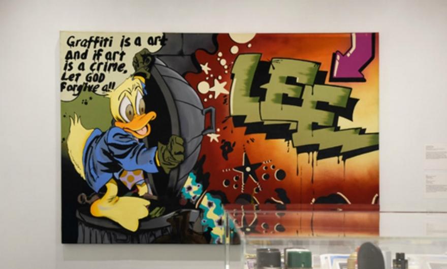 All Big Letters: ¿en qué se inspiran los grafiteros antes de pintar??