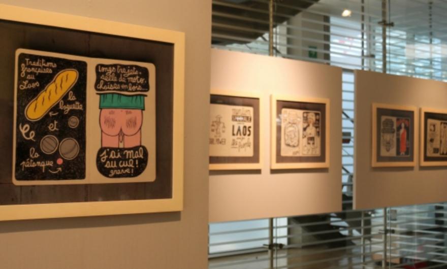 Aerosoles cruzados: exposición de Pablito Zago en Ciudad de México