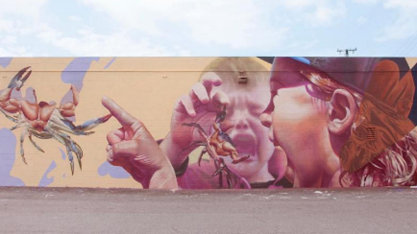 Los 10 mejores murales de Pow! Wow! 2017