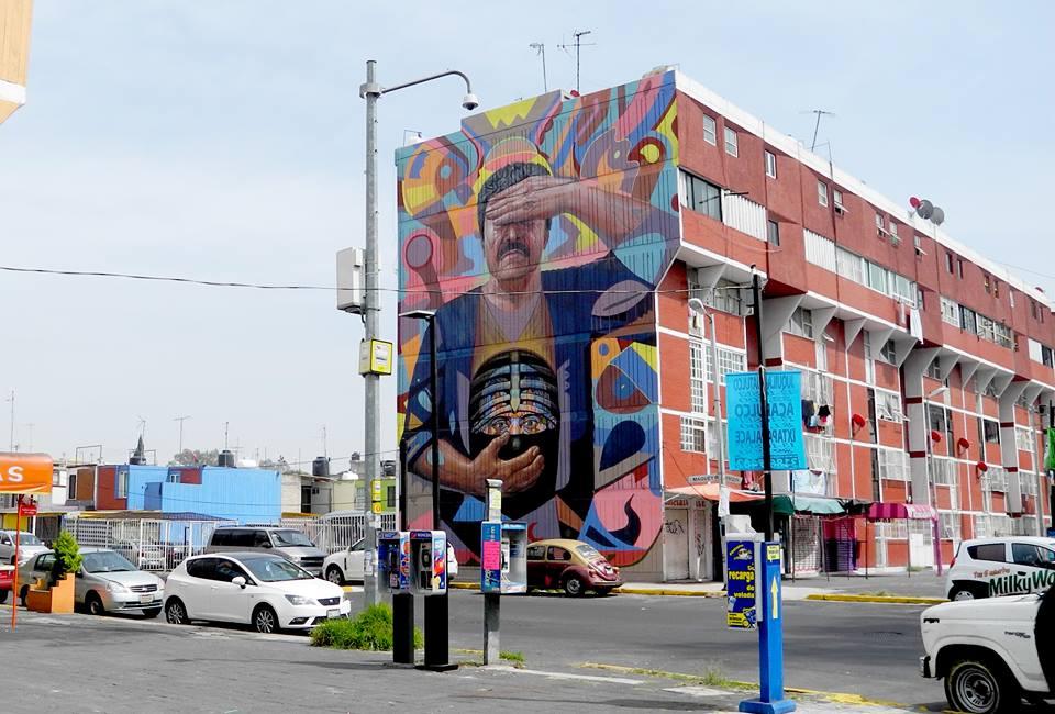 Mural por El Decertor