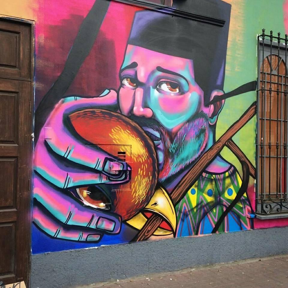 Mural por Entes y Pésimo