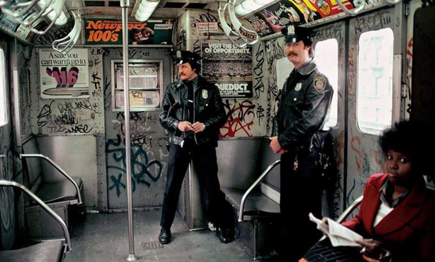 Graffitis en el metro, una historia de rebeldía
