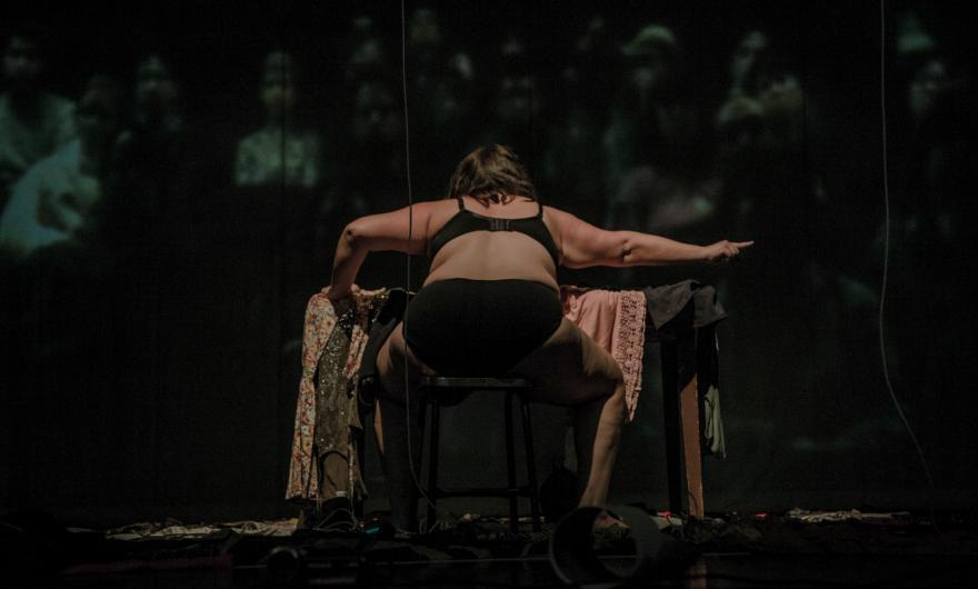 Performance que rescata la memoria corporal en el Museo del Chopo ?