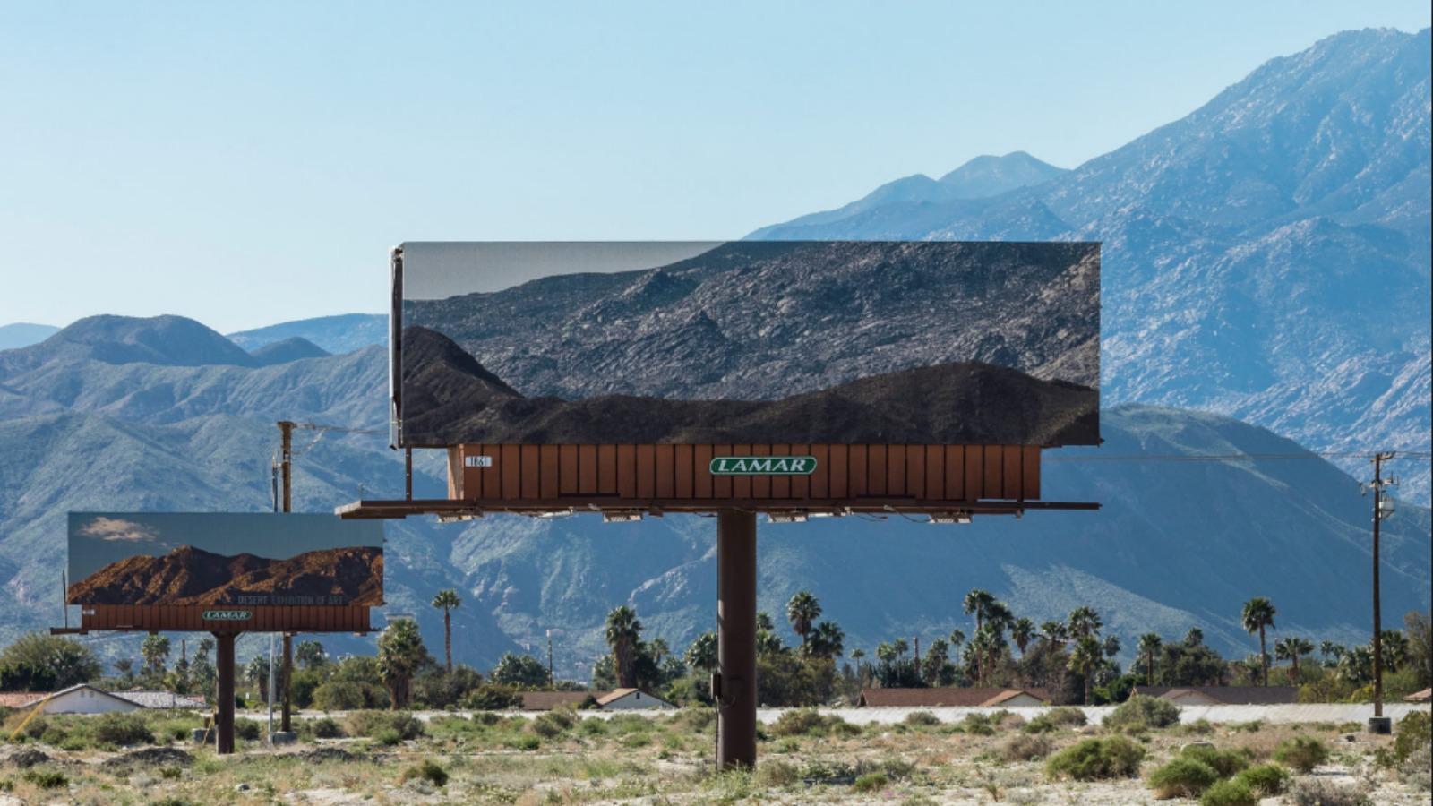 Más de 16 artistas intervendrán el valle de Coachella, California