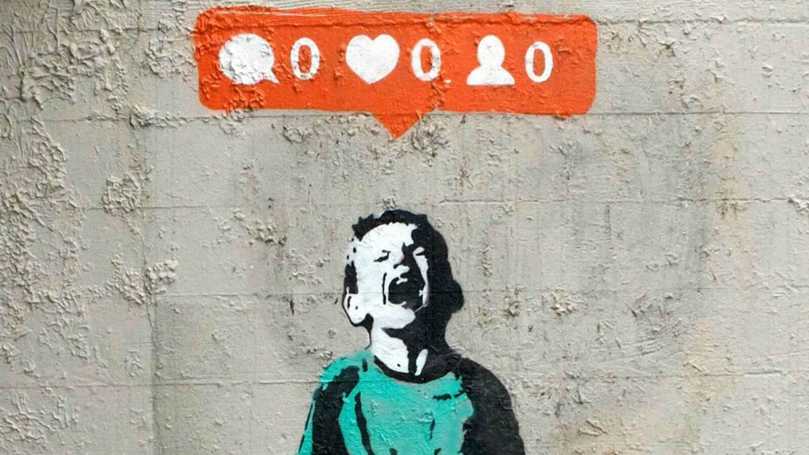 El festival Paradox presentará 22 obras de Banksy