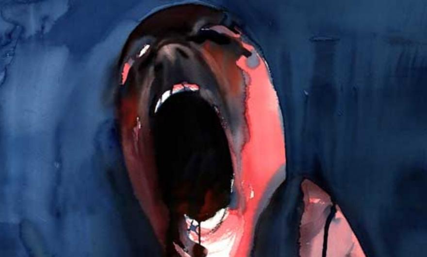 ¡Saldrán a la venta pinturas originales de Pink Floyd!