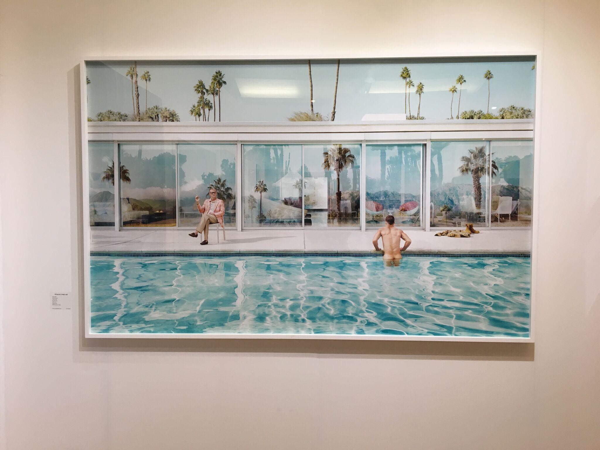 Palm Springs II by Dean West