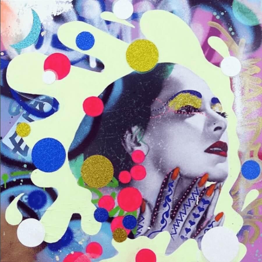 Female Street Art