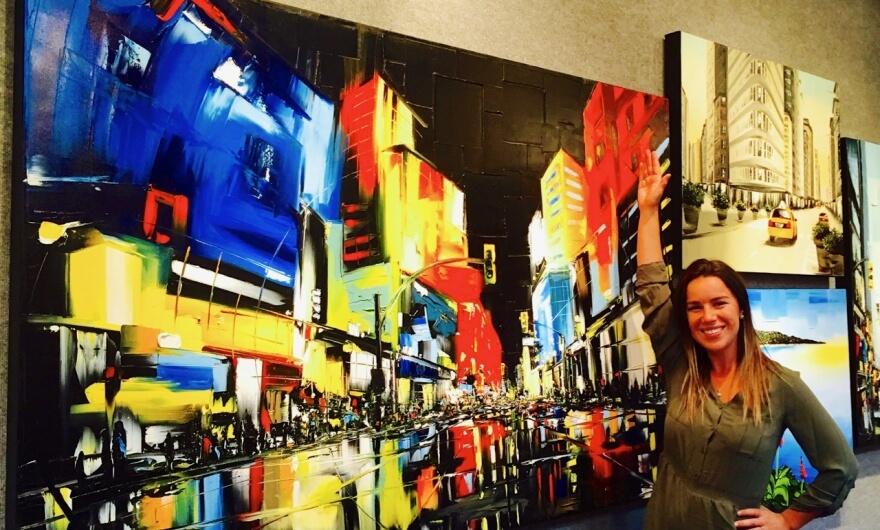 Joëlle Blouin:»Canadá y EEUU son el actual impulso del arte urbano»