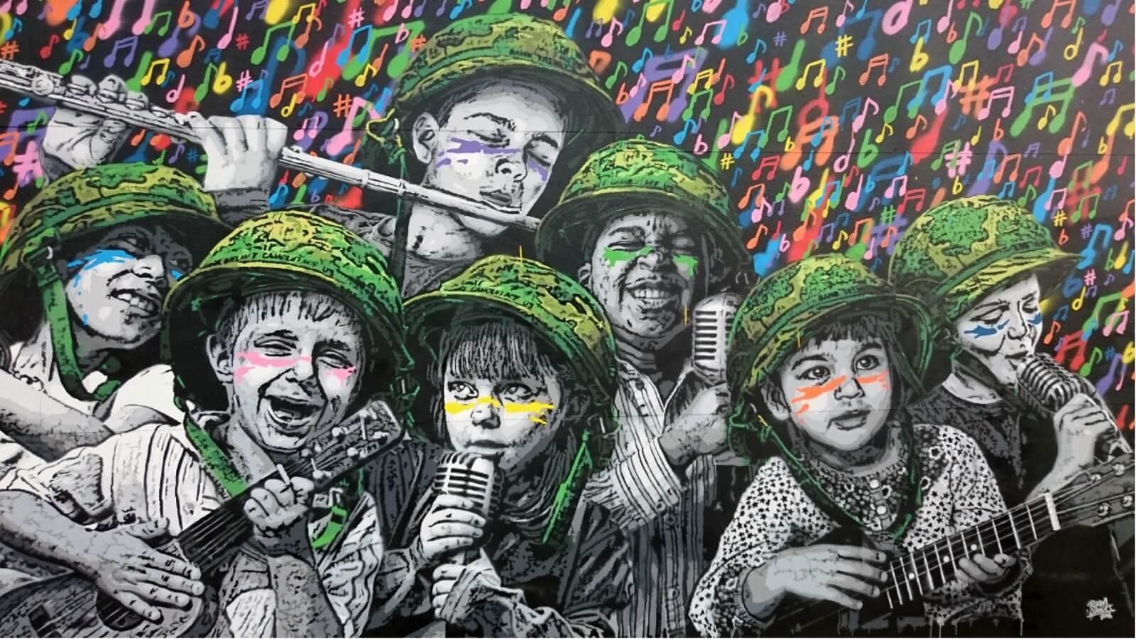 Conoce los 10 mejores murales de marzo
