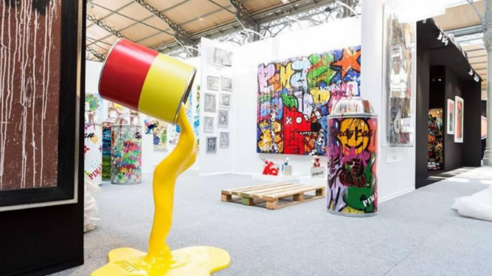 Las mejores obras de Urban Art Fair 2017?