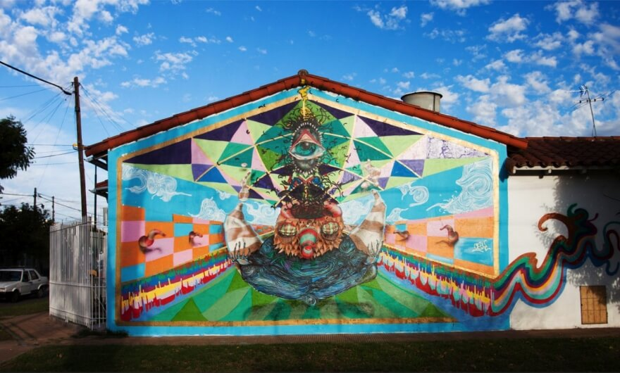 White Walls Say Nothing: documental sobre arte urbano en Buenos Aires