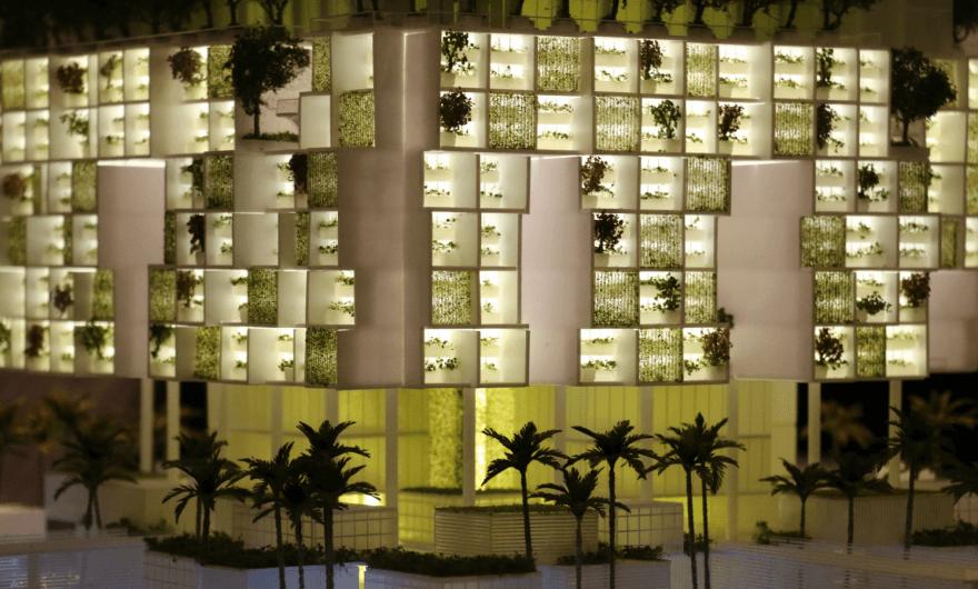 GARDEN CITY MEGA CITY: primera muestra de la firma arquitectónica WOHA en Latinoamérica