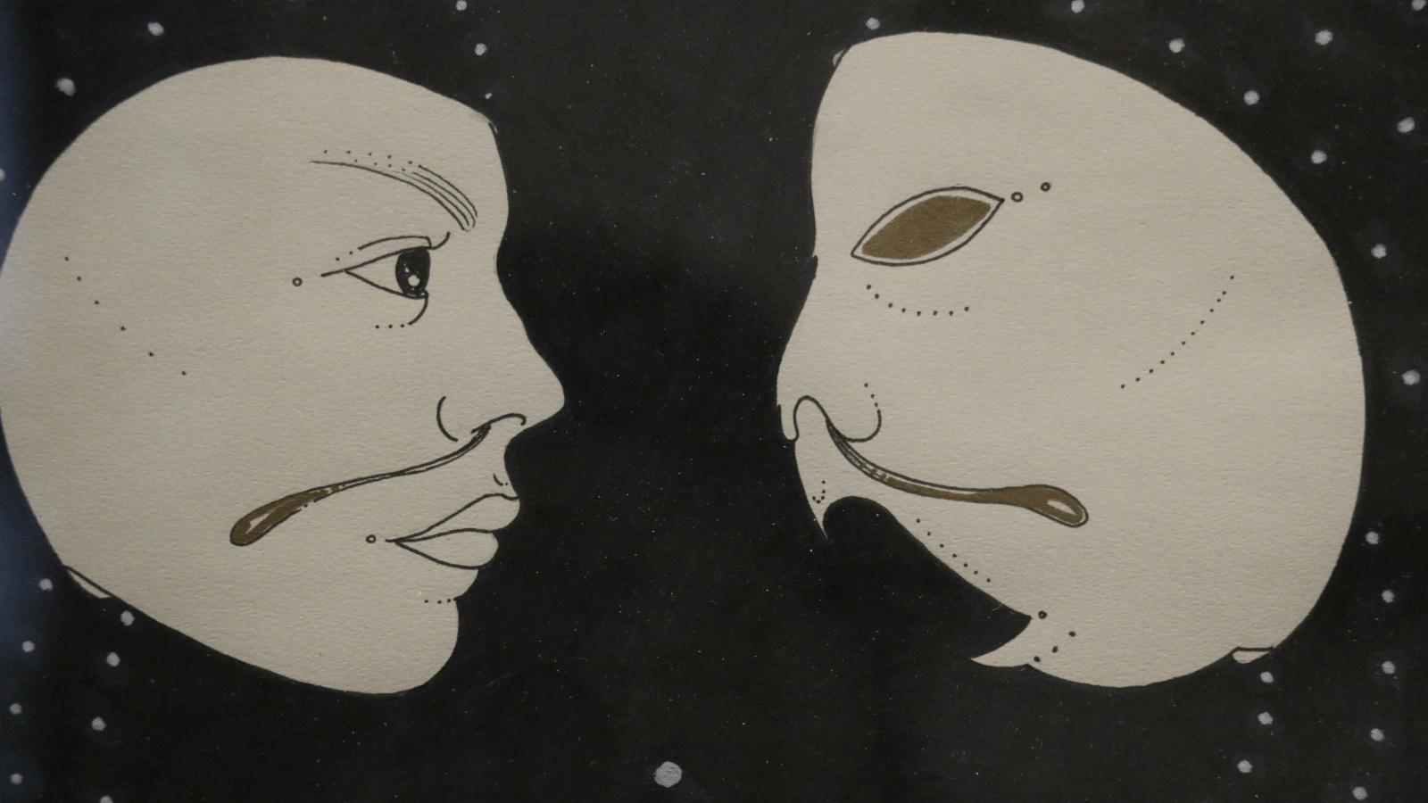 Código gris: el arte futurista de Fusca en el Centro Cultural Panteón