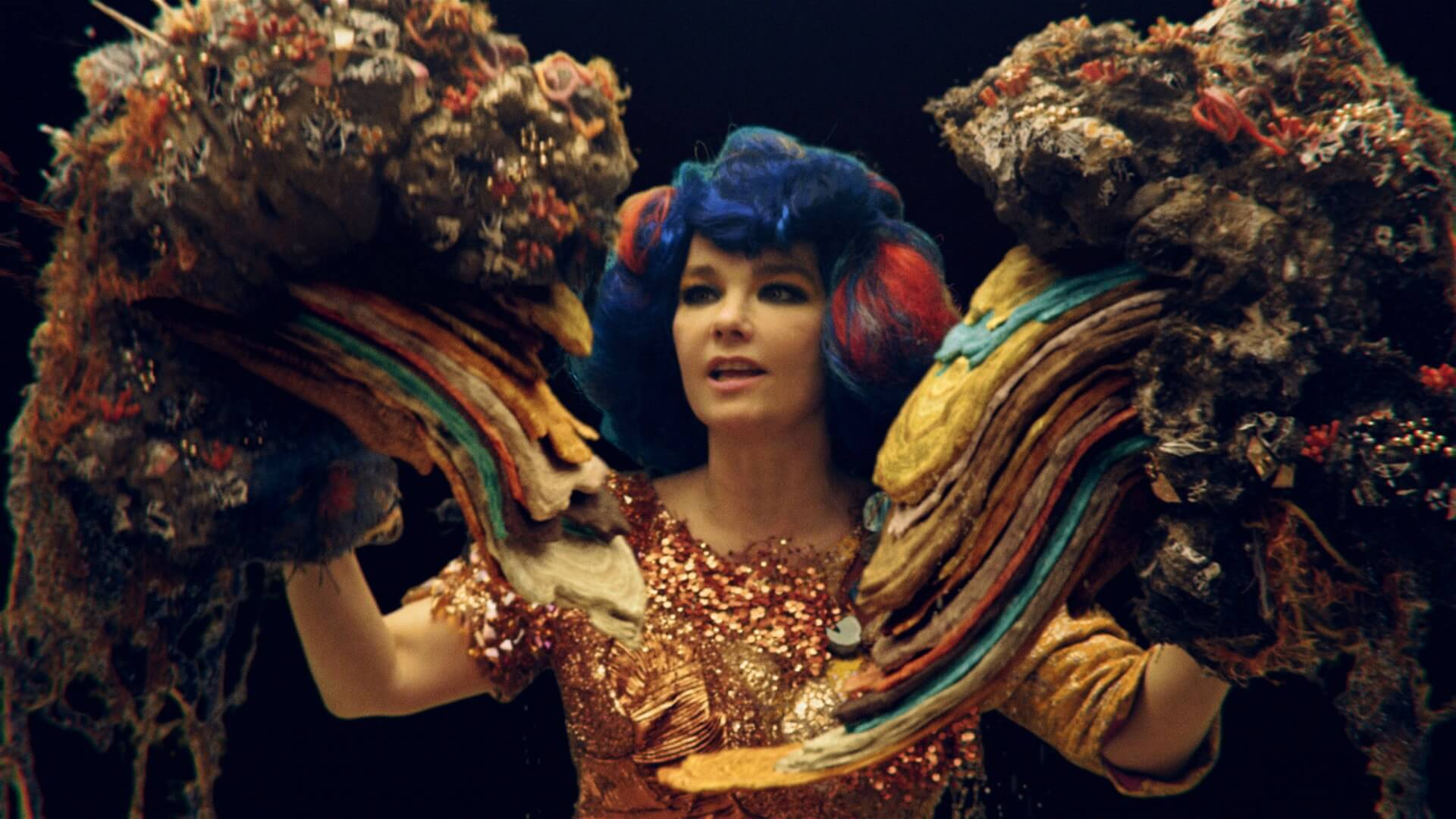 Exposición de Björk en México, la más grande de realidad virtual en el mundo?