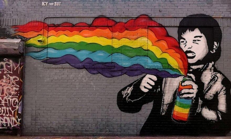 Artistas demandan a empresario por borrar sus graffitis