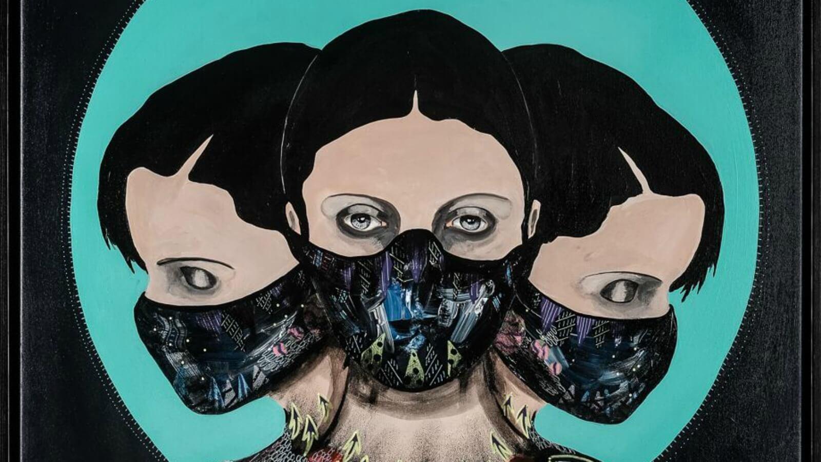 Textured: la primera exposición individual de Rune Christensen