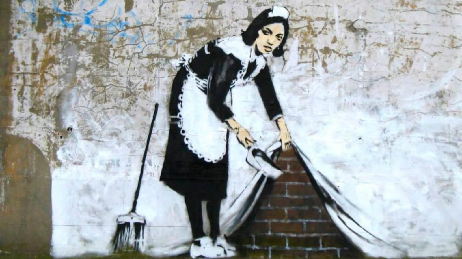 Obras de Banksy, Warhol y Shepard Fairey en subasta en Los Ángeles