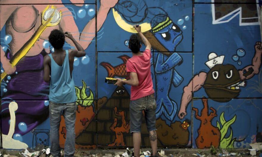 Siete películas de graffiti y arte urbano en festival de Valencia ?
