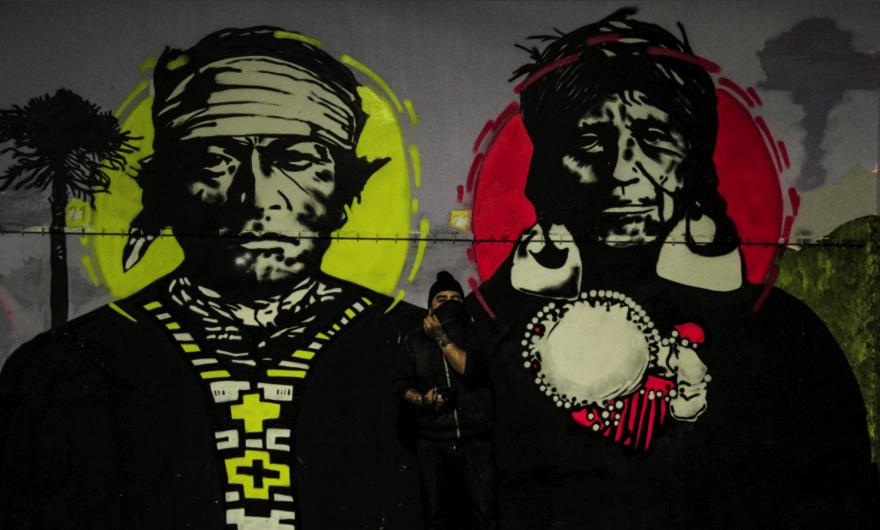 Prision Graff: murales e intervenciones de artistas en cárceles chilenas