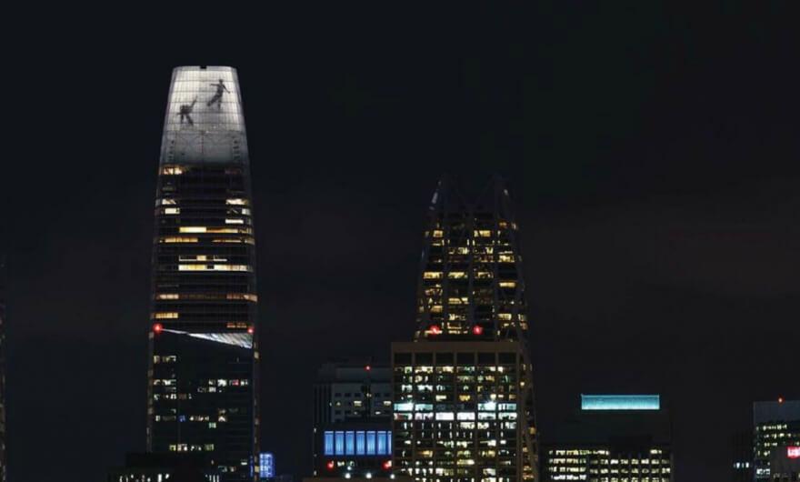 Salesforce Tower, la instalación más alta de EEUU