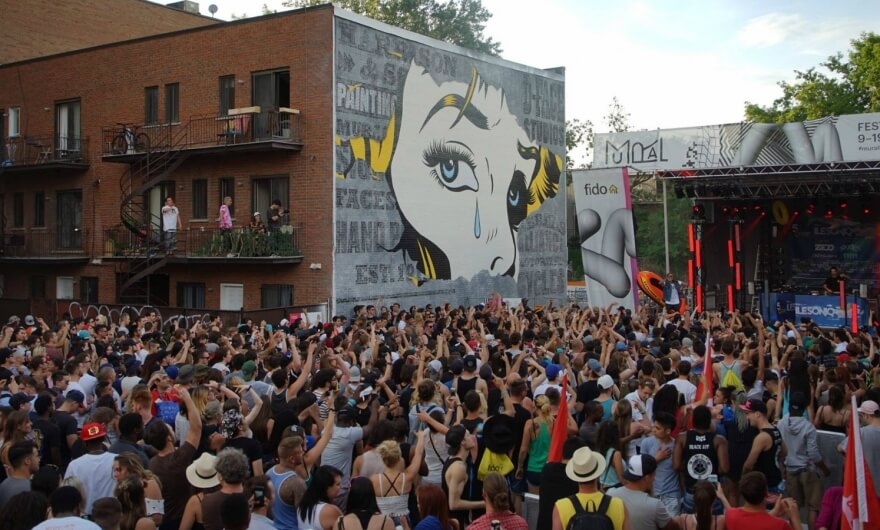 All City Canvas hará cobertura especial de Mural Festival