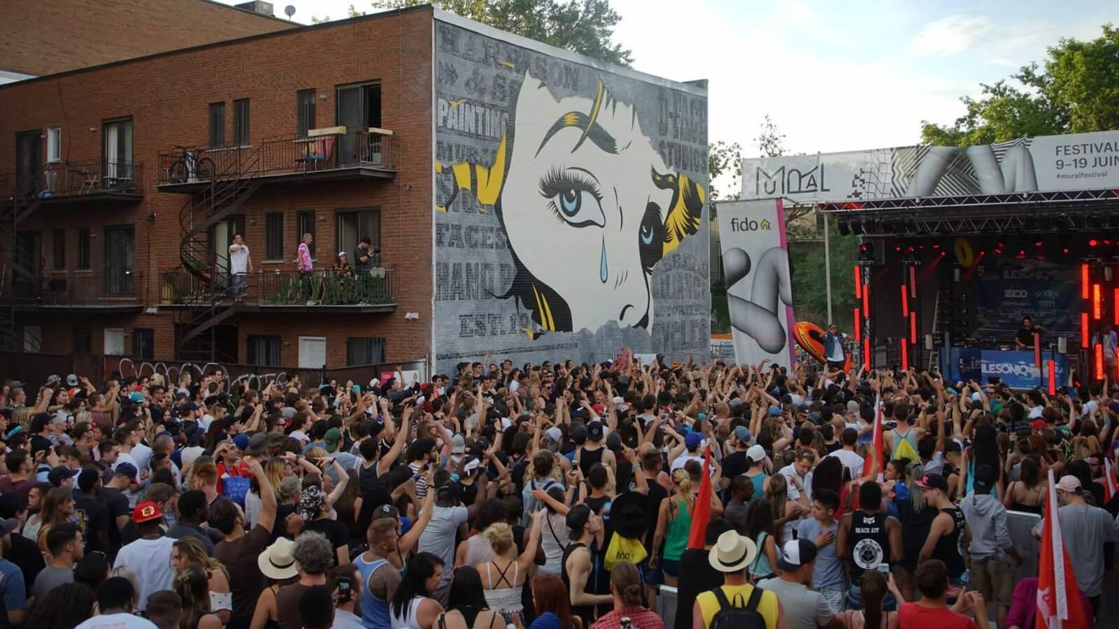 ¡All City Canvas hará cobertura especial de Mural Festival para Latinoamérica! ?