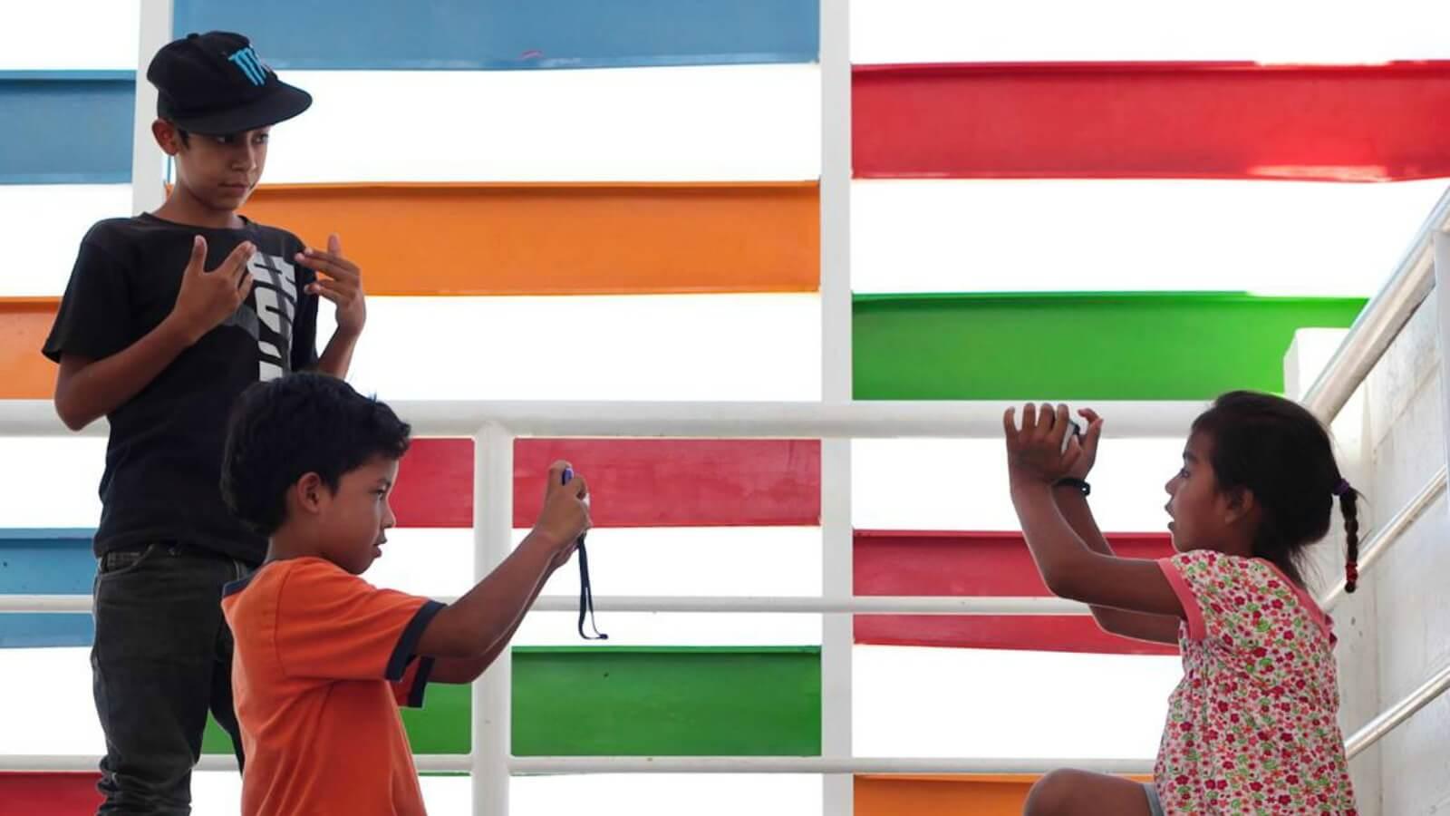 Project Paz: latinos contra la violencia