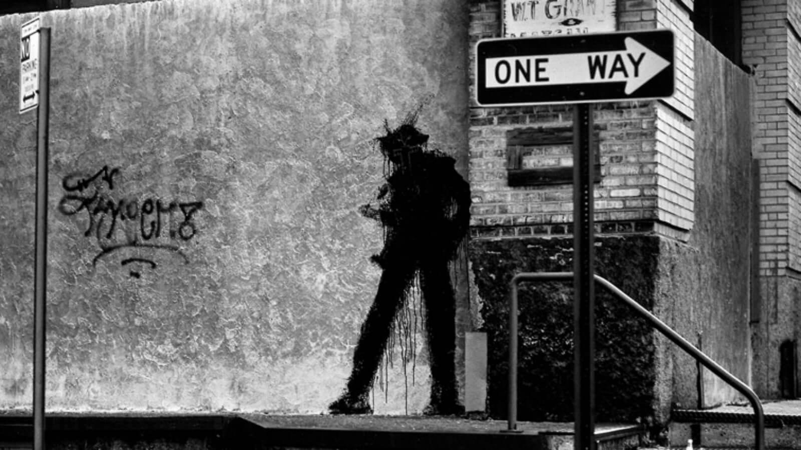 Shadowman: el arte antes de Banksy  y Basquiat☝