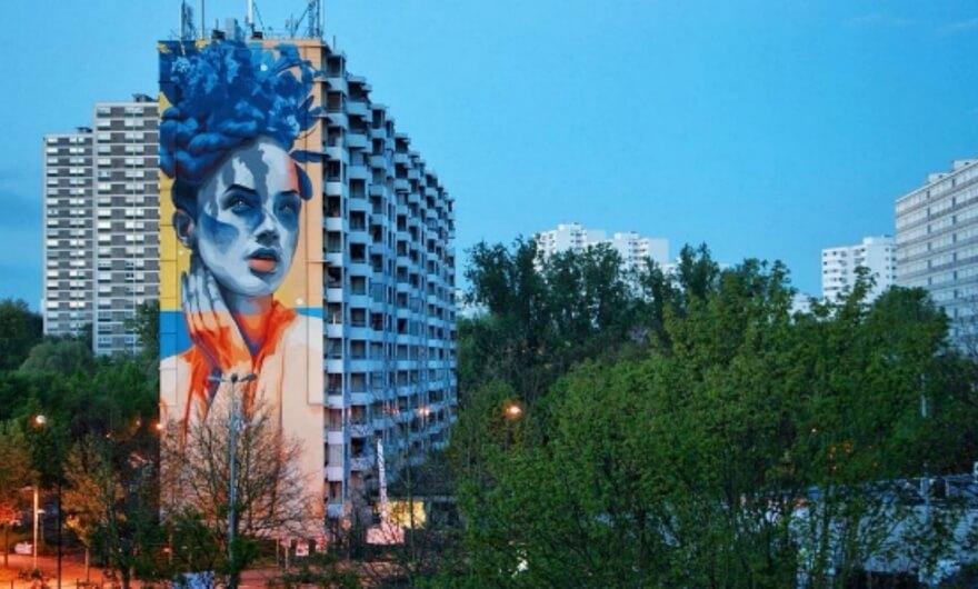 Conoce los 10 mejores murales de abril ?