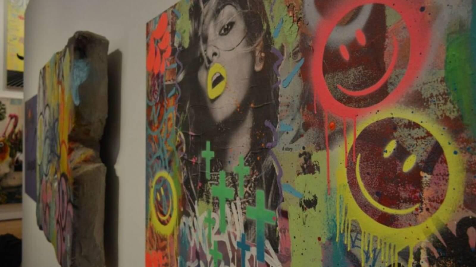 Conoce el proyecto: Arte Urbano; de la calle al museo