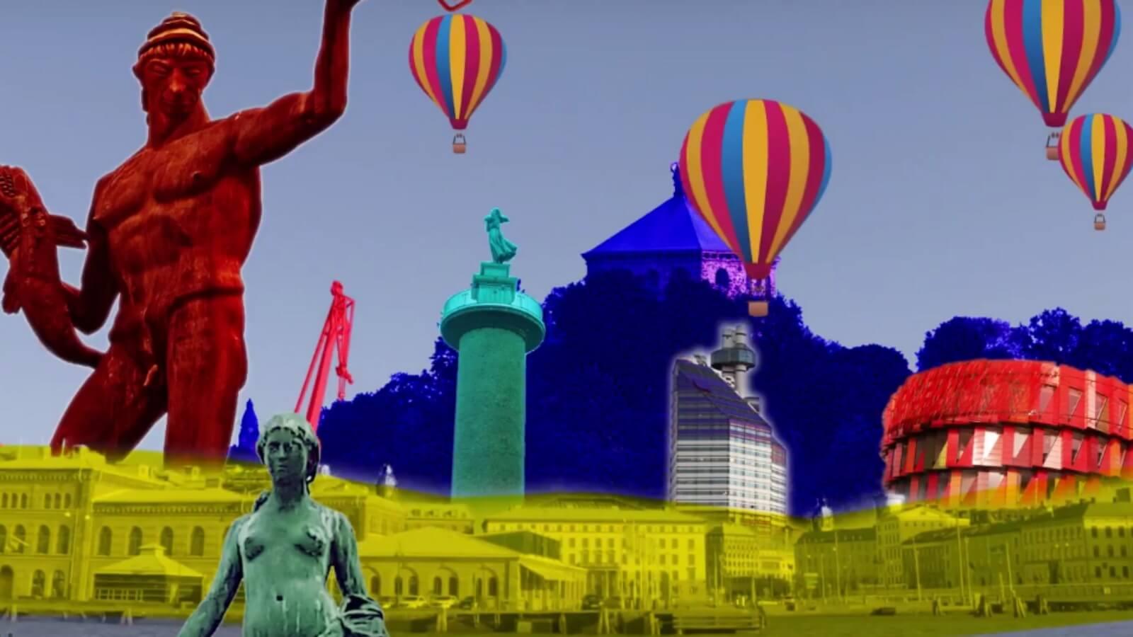 ¡Gothenburg Art 21 busca artistas para su próximo corredor de arte público!