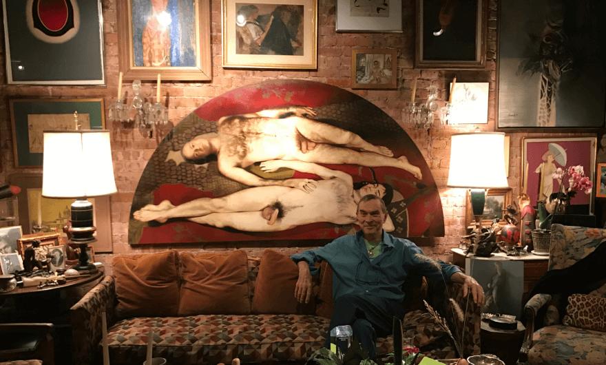Charles W. Leslie: el hombre detrás del primer museo sobre arte gay