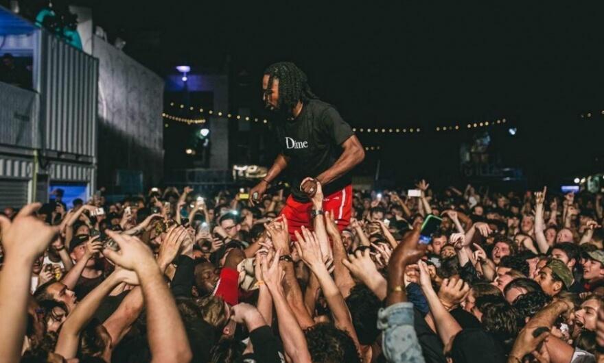 Semana de rap en Mural Festival: Post Malone en concierto ?