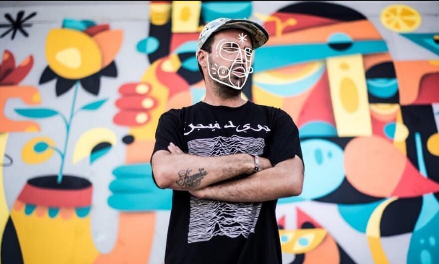 ENTREVISTA: Rubén Sánchez: primer grafitero en pintar las calles de Dubái