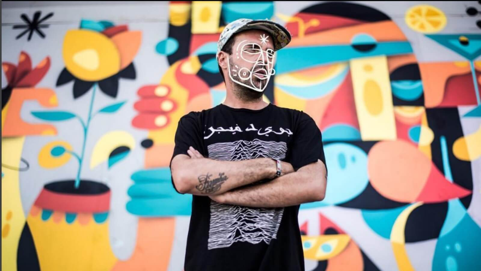 INTERVIEW: Rubén Sánchez participates in Mural Festival for the first time ?